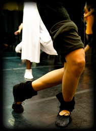 Jazz and Contemporary dance classes